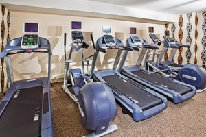 Fitness/ Exercise Room - Crowne Plaza Hotel North Charleston