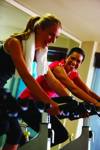 Fitness/ Exercise Room - Crowne Plaza Hotel Greenville