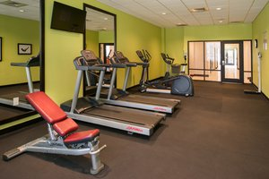 Fitness/ Exercise Room - Holiday Inn Express Hotel & Suites Monroe