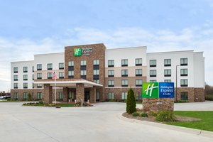 Exterior view - Holiday Inn Express Hotel & Suites Monroe