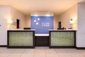 Lobby - Holiday Inn Express Hotel & Suites Monroe