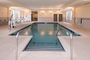 Pool - Holiday Inn Express Hotel & Suites Monroe
