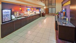Restaurant - Holiday Inn Express Airport Little Rock