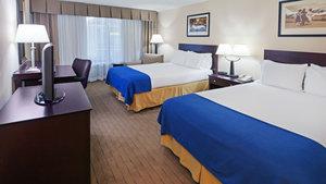 Room - Holiday Inn Express Airport Little Rock