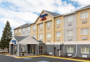 Exterior view - Fairfield Inn by Marriott Dubuque