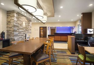 Lobby - Fairfield Inn by Marriott Dubuque