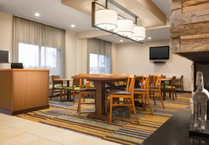 Restaurant - Fairfield Inn by Marriott Dubuque