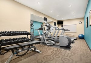 Fitness/ Exercise Room - Fairfield Inn by Marriott Dubuque