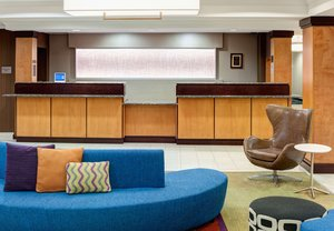 Lobby - Fairfield Inn by Marriott Jacksonville