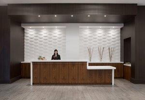 Lobby - Marriott Hotel Country Club Plaza Kansas City