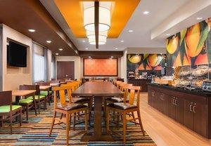 Restaurant - Fairfield Inn by Marriott Humble