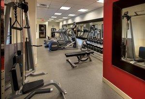 Fitness/ Exercise Room - Hilton Garden Inn Albany Medical Center