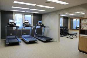 Fitness/ Exercise Room - DoubleTree by Hilton Hotel Tarrytown