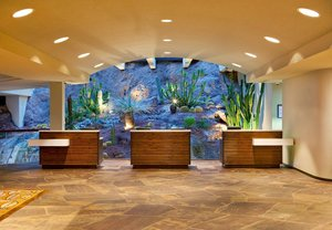 Lobby - Marriott at the Buttes Resort Tempe
