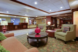 Lobby - Holiday Inn Express Hotel & Suites North Charleston