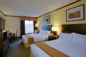 Room - Holiday Inn Express Hotel & Suites North Charleston