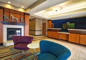 Lobby - Fairfield Inn & Suites by Marriott McAllen