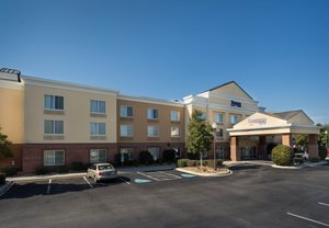 Exterior view - Fairfield Inn by Marriott Hartsville