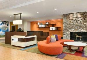 Lobby - Fairfield Inn & Suites by Marriott Smithfield