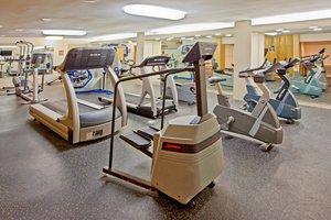 Fitness/ Exercise Room - Holiday Inn Conference Center & Marina Solomons