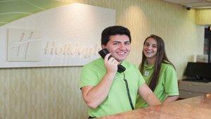 Lobby - Holiday Inn Conference Center & Marina Solomons