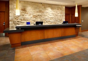 Lobby - Residence Inn by Marriott at the Rim San Antonio