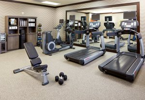 Fitness/ Exercise Room - Residence Inn by Marriott at the Rim San Antonio