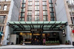Exterior view - Archer Hotel New York