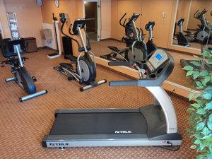 Fitness/ Exercise Room - Holiday Inn Express Mechanicsburg