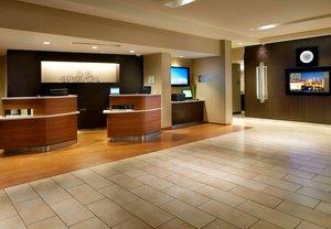 Lobby - Courtyard by Marriott Hotel Robinson Mall Pittsburgh