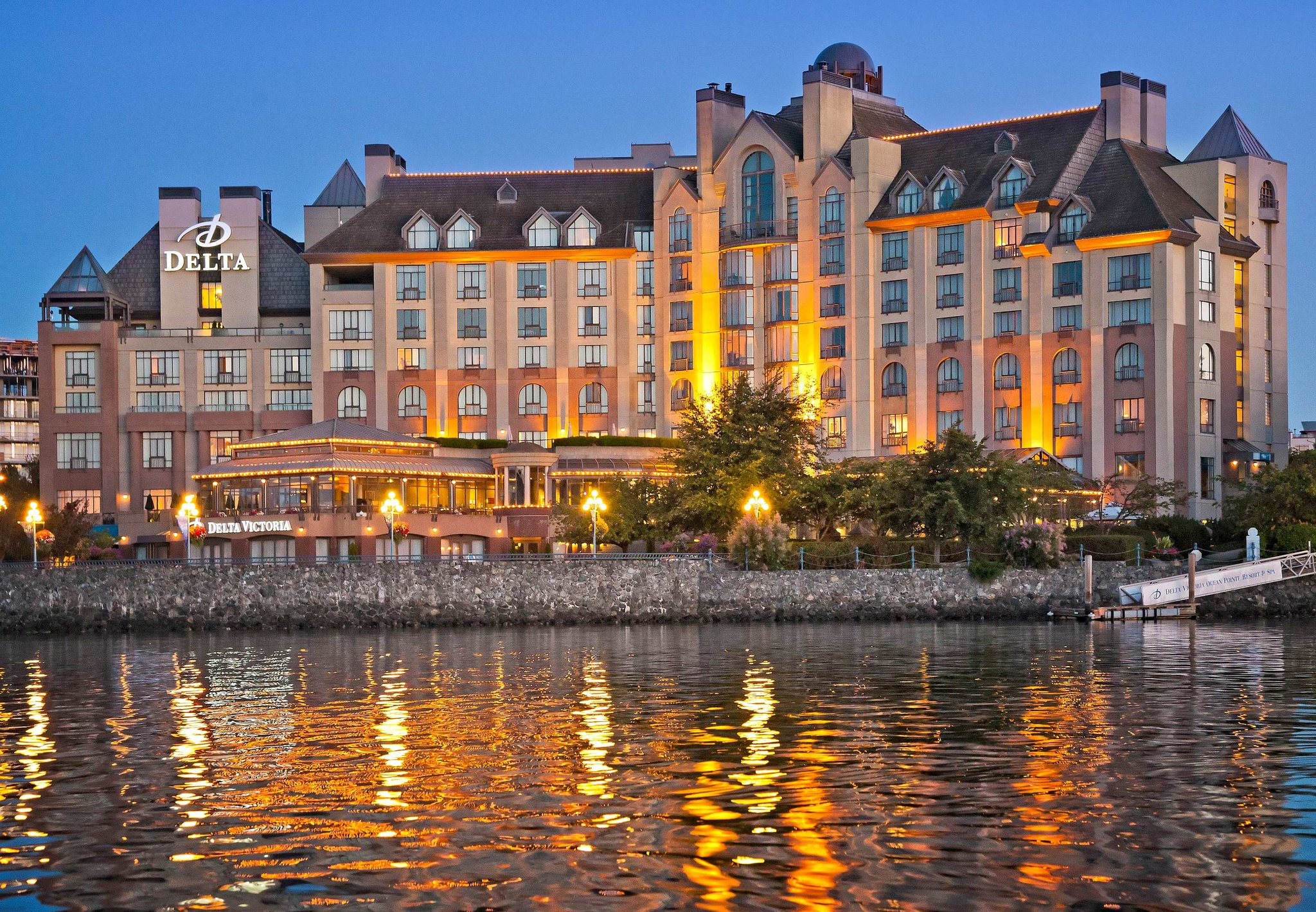 Meetings and Events at Delta Hotels Victoria Ocean Pointe Resort ...