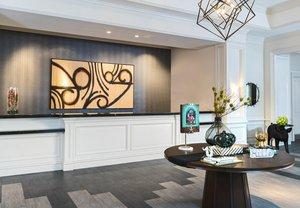 Lobby - Renaissance by Marriott Hotel Charleston