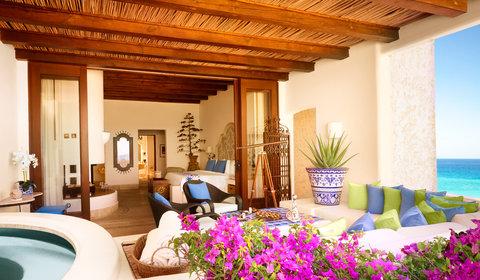 Oceanview Rooftop Terrace Junior Suite