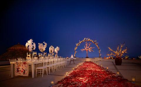 Wedding at La Plaza