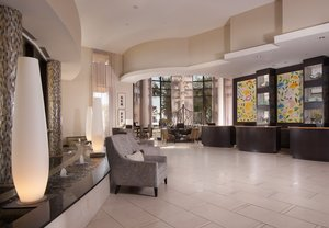 Lobby - Marriott Hotel Charleston