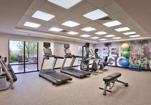 Fitness/ Exercise Room - SpringHill Suites by Marriott Lehi