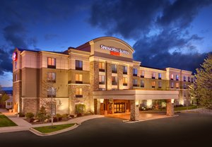 Exterior view - SpringHill Suites by Marriott Lehi