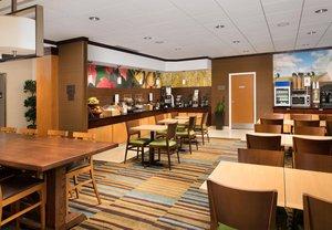 Restaurant - Fairfield Inn & Suites by Marriott New York Avenue DC
