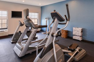 Fitness/ Exercise Room - Holiday Inn Express Hotel & Suites North Little Rock