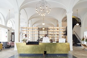 Lobby - Quirk Hotel Richmond