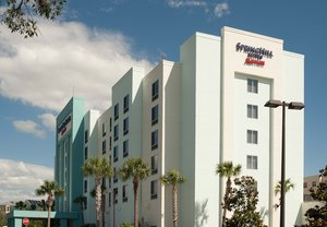 Exterior view - SpringHill Suites by Marriott Airport Orlando