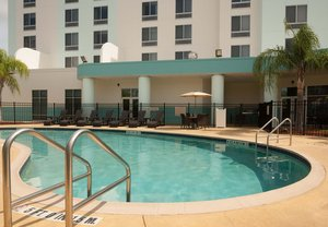 Fitness/ Exercise Room - SpringHill Suites by Marriott Airport Orlando