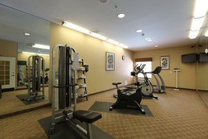 Fitness/ Exercise Room - Holiday Inn Express Temple Terrace