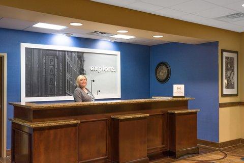 Lobby / Front Desk