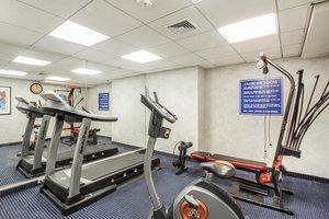 Fitness/ Exercise Room - Quality Inn Lawrenceville