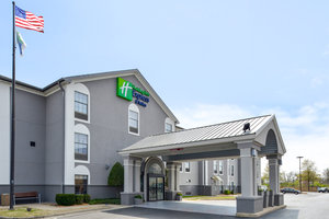 Exterior view - Holiday Inn Express Hotel & Suites North Little Rock