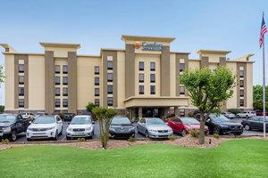 Exterior view - Comfort Inn & Suites Little Rock Airport