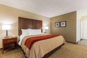 Room - Comfort Inn & Suites Little Rock Airport