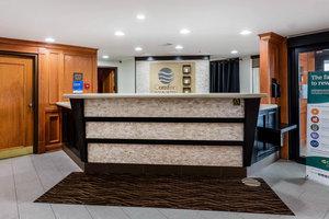 Lobby - Comfort Inn & Suites Little Rock Airport
