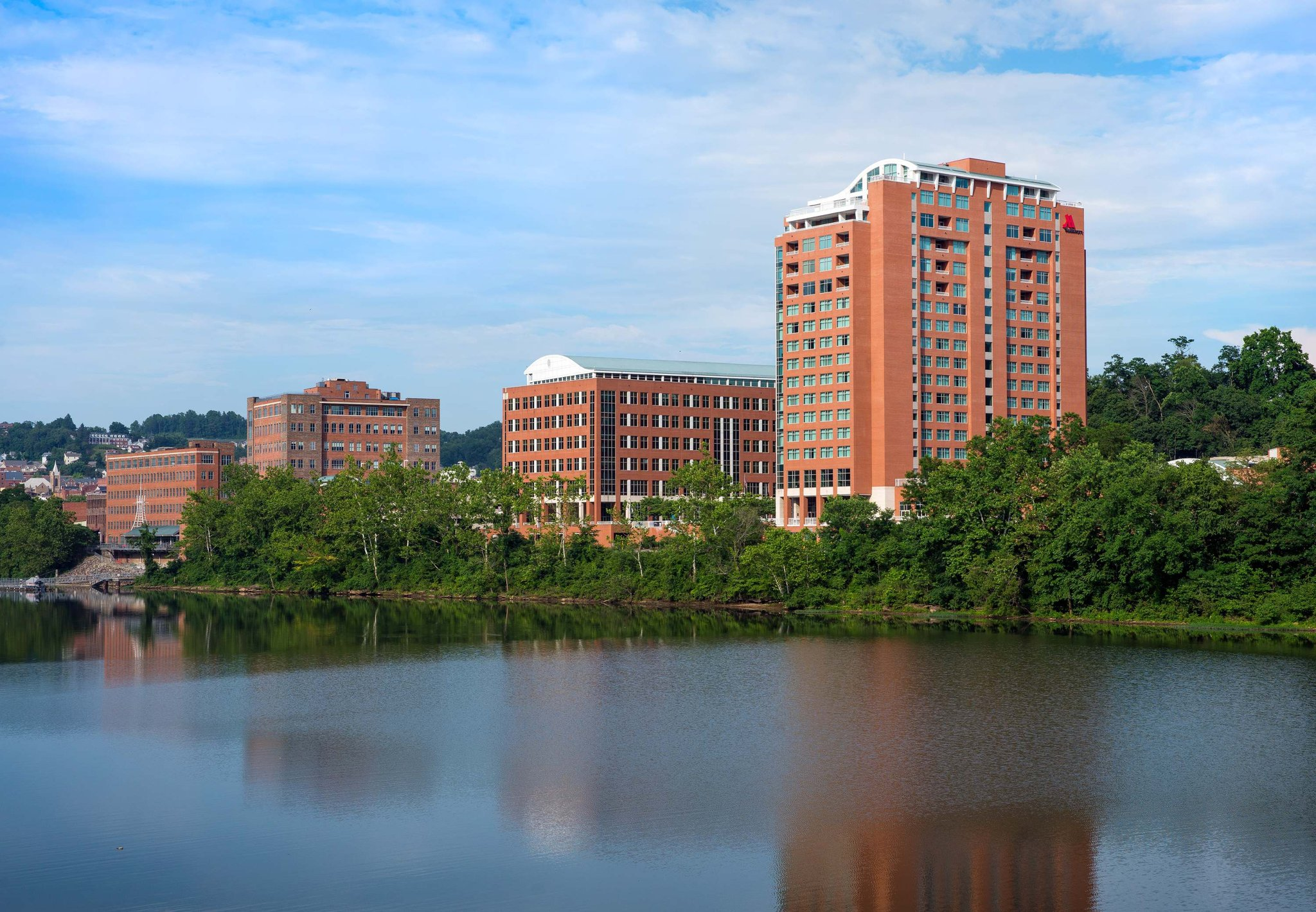 Meetings & Events at Morgantown Marriott at Waterfront Place